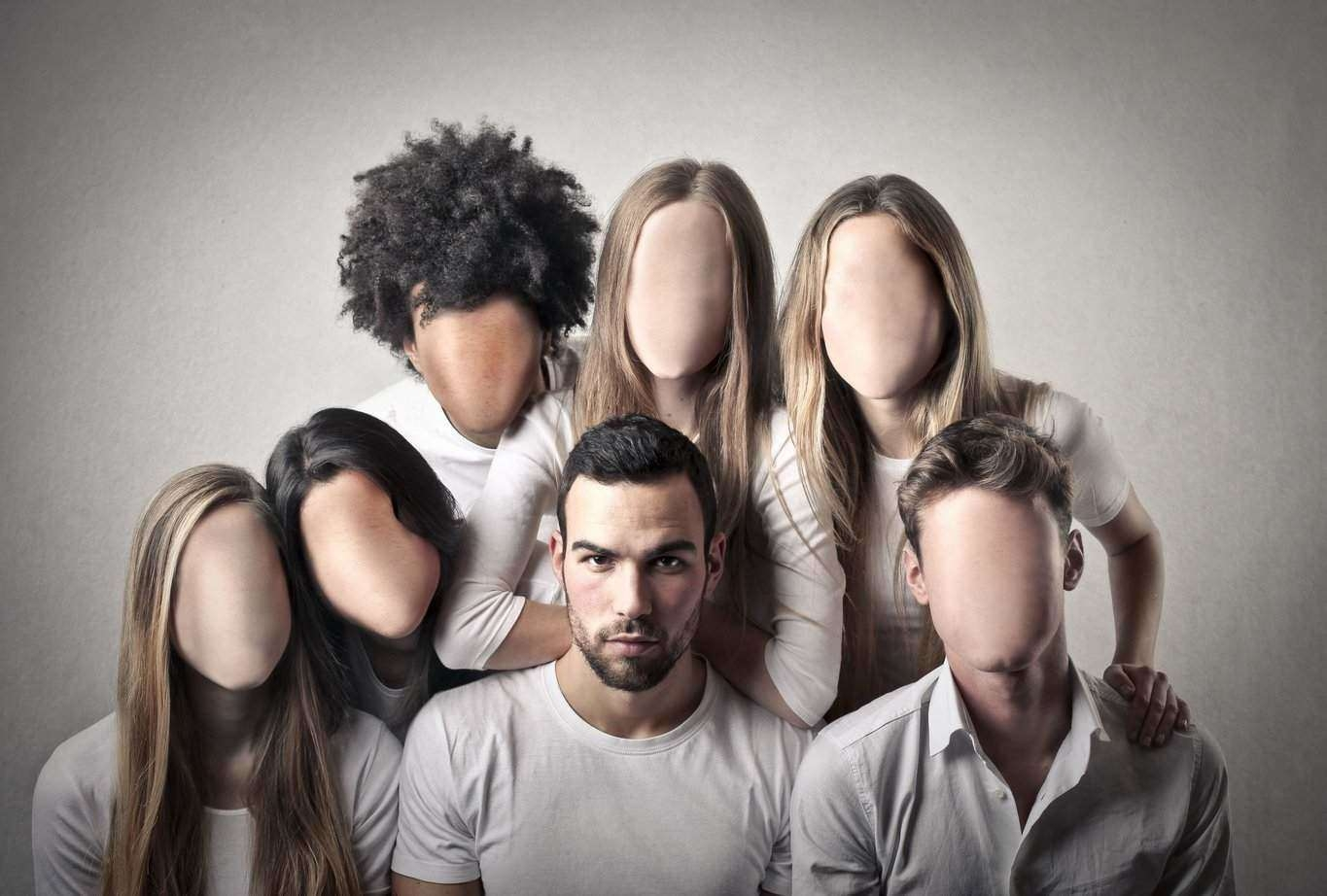 The Faceless People